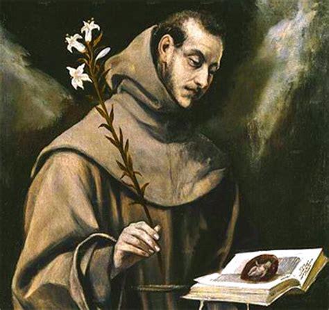 sermones de san antonio de padua san antonio de padua biografia de san antonio de padua
