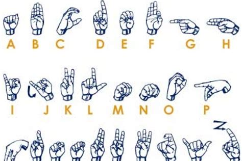 how to a deaf signals how sign language works howstuffworks