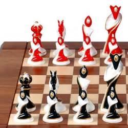 Art Deco Chess Set by Art Deco Set Chess Sets Pinterest