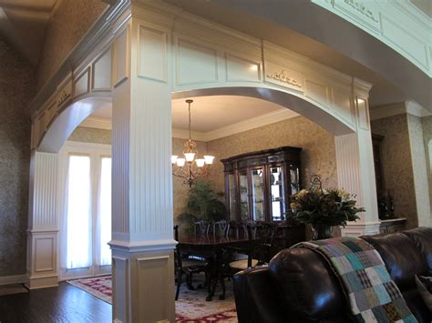 rc construction interior trim inexpensive custom home