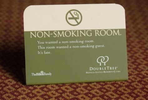 how to smoke in a non hotel room hotel room