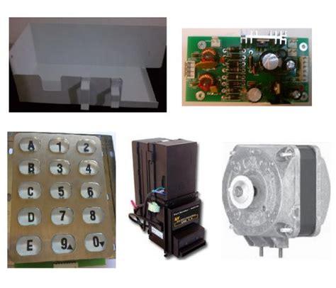 genesis vending machine parts genesis vending machine go 127137 go 380 go 326 new parts
