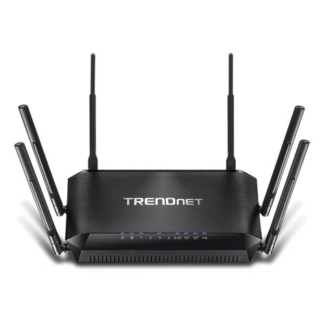 Router Wifi Tri trendnet 174 tew828dru ac3200 tri band wireless router