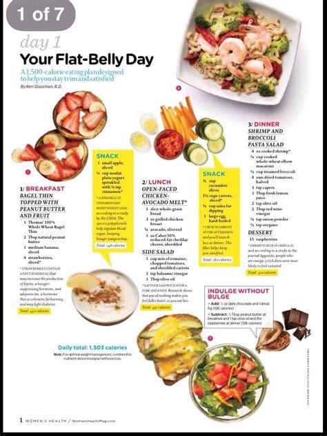 Flat Belly Diet 4 Day Detox Menu by Best 25 Balanced Meal Plan Ideas On Balanced