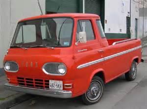 Ford Falcon Truck Ford Falcon Econoline Motoburg