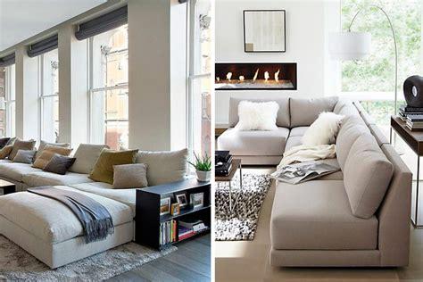 ideas  decorar  sofas sin brazos