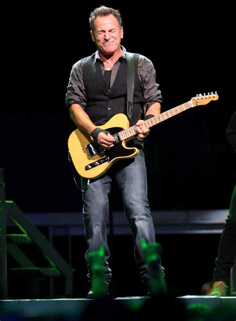 bruce springsteen in bruce springsteen and the e