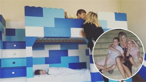 bedroom tricks for her stacey solomon finally moves kids out her bedroom after