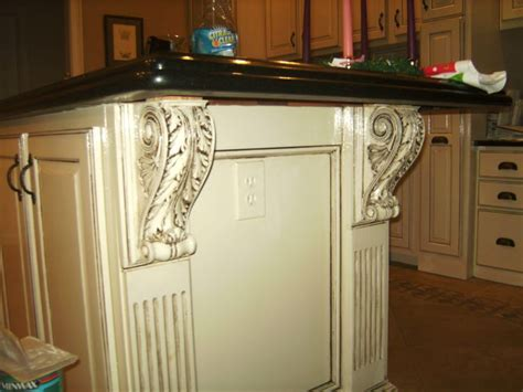 craftsman style brackets kitchen islands with corbels island legs corbels kitchen ideas white kitchen ornate island corbels white finish with