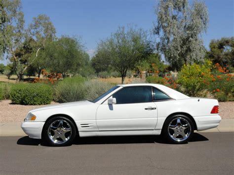 1998 mercedes sl500 1998 mercedes sl500 convertible 138340