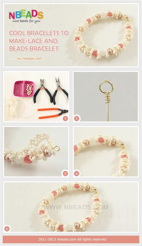 cool jewelry to make cool bracelets to make lace and bracelet pictures