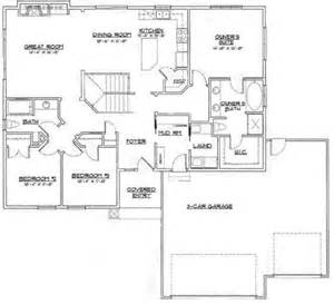rambler house plans submited images pic2fly