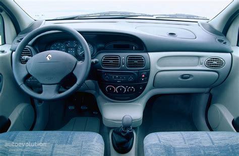 renault scenic 2005 interior renault scenic interior image 35