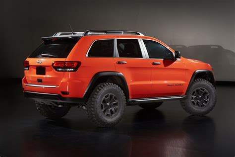 Jeep Grand Trailhawk 2013 Jeep Grand Trailhawk Ii Concept Picture