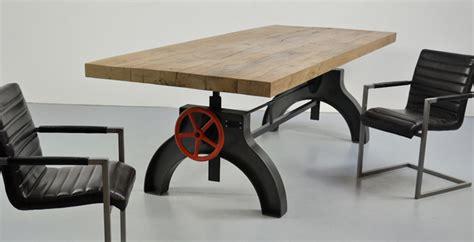 industrie esszimmer tische mighty legs industrie design tische