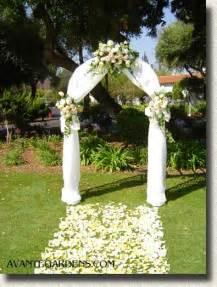 quelques arches pour une d 233 coration de mariage en