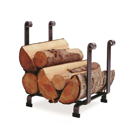 firewood holder shelterlogic 8 ft firewood rack with cover 90402 the