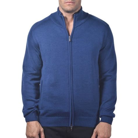Sweater Toda Y S Hitam s italian merino wool zip sweater with pockets free shipping today overstock