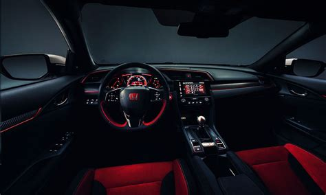 honda civic 2017 type r interior honda civic type r 2017 fastest car makes global debut at