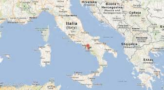 Map Of Italy Amalfi Coast by Amalfi Coast Italy Map Images