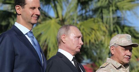 Ssc Mahida Syarii Navy Mc putin praises russian in syria visit announces partial withdrawal
