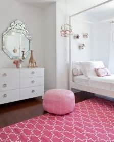 pink girl s room design in bohemian style kidsomania pics photos modern pink girls bedroom ideas