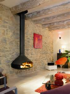 open central hanging fireplace paxfocus by focus design