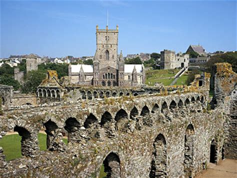 Davin Outer St st davids bishop palace