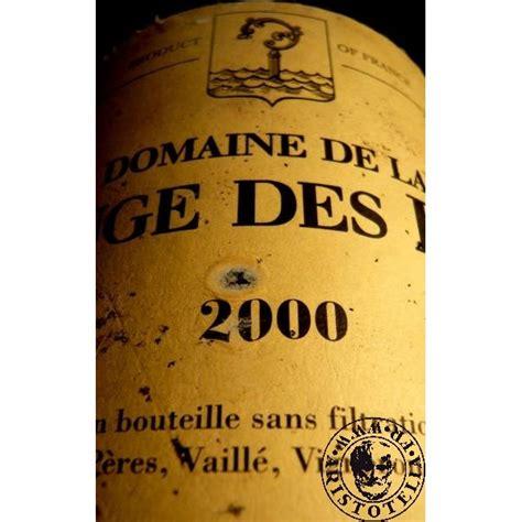 vin la grange des peres wine grange des p 232 res 2000