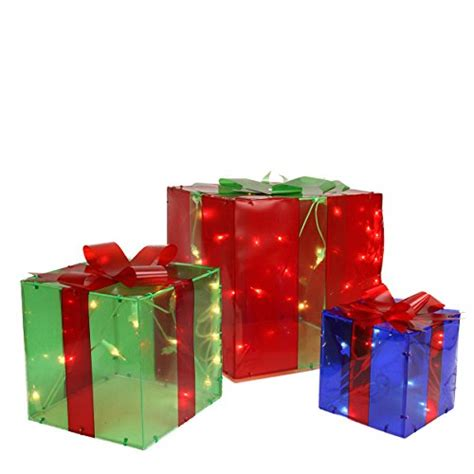 lighted gift boxes outdoor outdoor lighted gift boxes gifts for