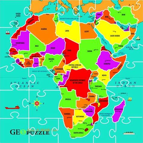 printable africa puzzle printable puzzle of africa holland sexy