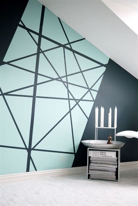 painted wall designs best 25 accent wall designs ideas on pinterest