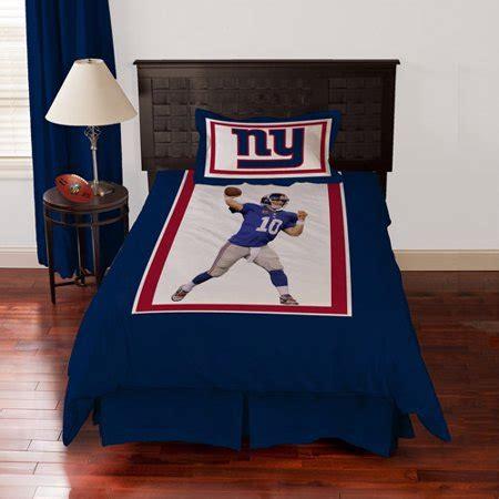 New York Giants Blankets by Biggshots New York Giants Eli Manning Bedding Comforter