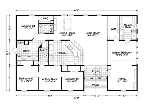 mobile home floor plans florida florida modular home floor plans home design and style