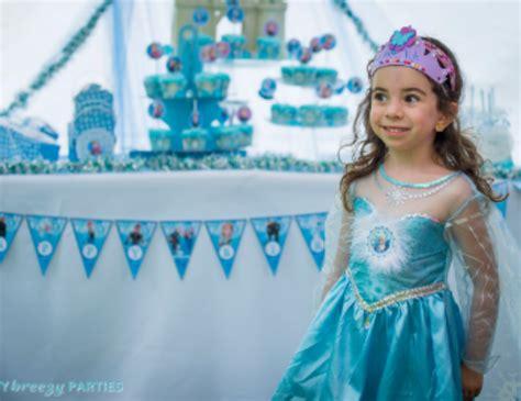 disneys frozen birthday isabellas frozen themed birthday party catch  party