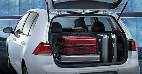volkswagen golf cargo space comparison volkswagen  ann arbor