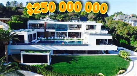 250 million dollar house 250 million dollar mansion for sale world s most