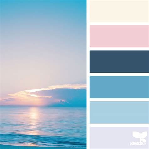 colors from nature nature inspired color palettes aka design seeds for