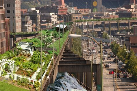 Vegetable Bed State S New Alaskan Way Viaduct Plan Giant Raised Garden