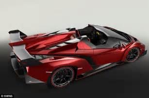 lamborghini launch most expensive car in the world veneno roadster costs 3 3m   car talk