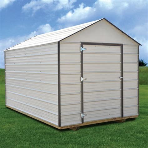 Metal Utility Sheds by Metal Buildings Overholt Metal Sales