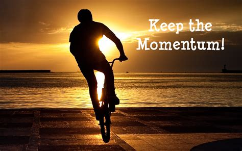 Keep The by Keep The Momentum Orlando Espinosa