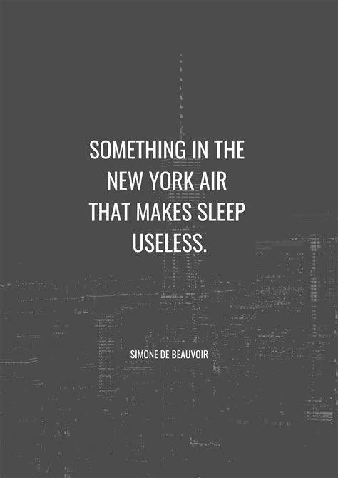 Citation de New York – Mes favorites