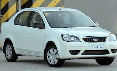 tested: ford ikon 1.4 tdci | wheels24