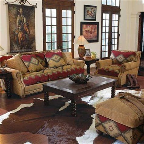 King Ranch Home Decor | el canelo furniture king ranch western home decor