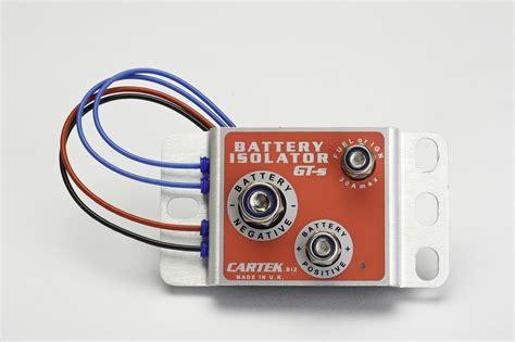Batterieschalter Motorrad by Elektronischer Batterietrennschalter Not Aus