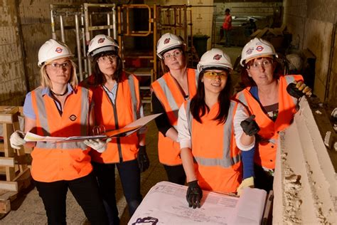 call  construction industry  wake   gender imbalance