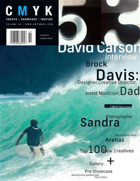 design wave magazine david carson design