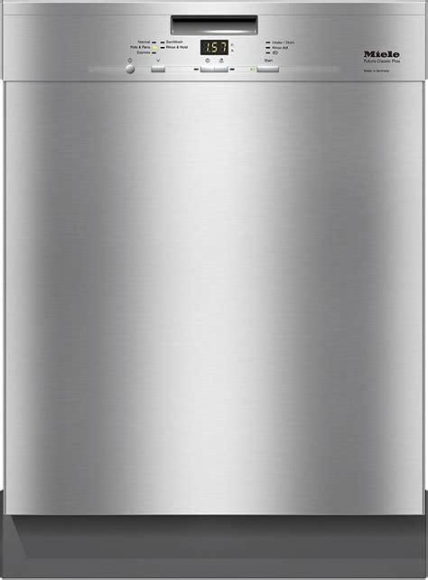 "Miele 24"" Futura Classic Plus Dishwasher   G4925SCSS"