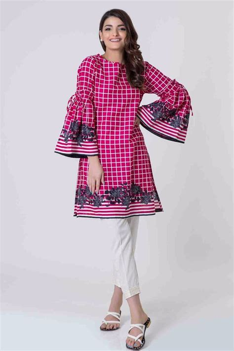 shirt pattern kurtis latest short kurtis designs 2017 kurtis pinterest